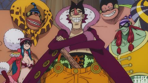 剧场版《海贼王 STAMPEDE》于日本上映 动漫 第2张