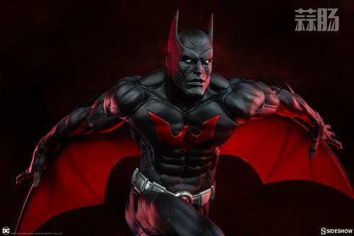 Sideshow 发布未来蝙蝠侠泰瑞·麦金纳斯雕像 模玩 第3张