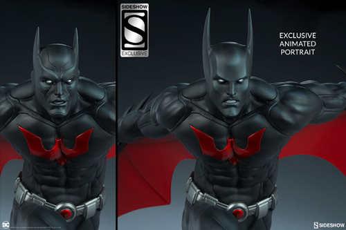 Sideshow 发布未来蝙蝠侠泰瑞·麦金纳斯雕像