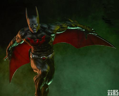 Sideshow公布未来蝙蝠侠 Terry McGinnis 泰瑞·麦金纳斯手办 模玩 第2张