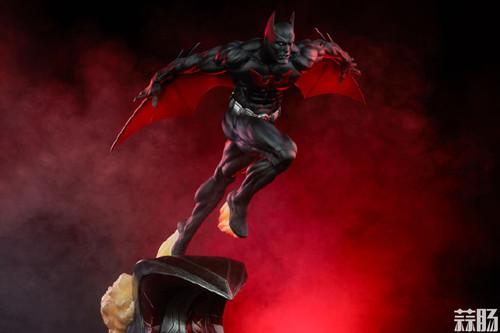 Sideshow公布未来蝙蝠侠 Terry McGinnis 泰瑞·麦金纳斯手办 模玩 第1张