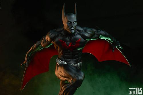 Sideshow公布未来蝙蝠侠 Terry McGinnis 泰瑞·麦金纳斯手办 模玩 第4张