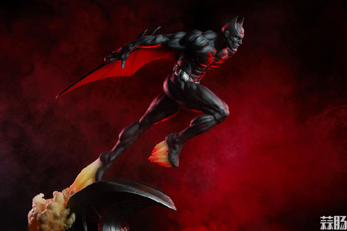Sideshow公布未来蝙蝠侠 Terry McGinnis 泰瑞·麦金纳斯手办 模玩 第7张