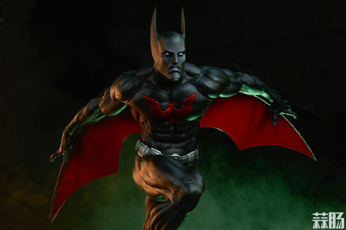 Sideshow公布未来蝙蝠侠 Terry McGinnis 泰瑞·麦金纳斯手办