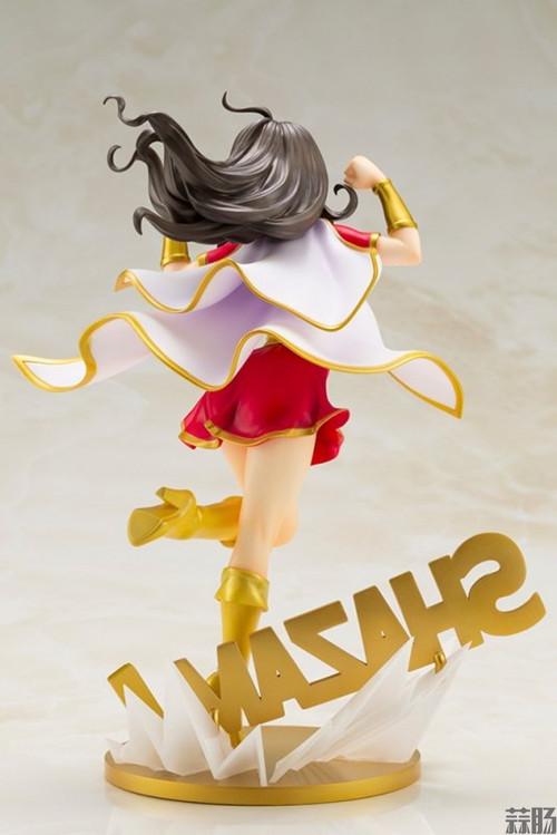 寿屋推出DC COMICS美少女系列 1/7 神奇玛丽 模玩 第3张
