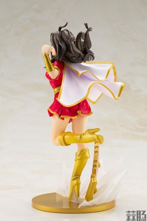寿屋推出DC COMICS美少女系列 1/7 神奇玛丽 模玩 第4张