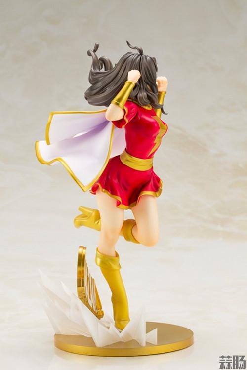 寿屋推出DC COMICS美少女系列 1/7 神奇玛丽 模玩 第2张