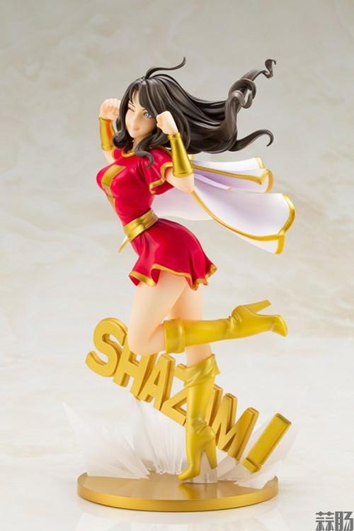 寿屋推出DC COMICS美少女系列 1/7 神奇玛丽 模玩 第9张