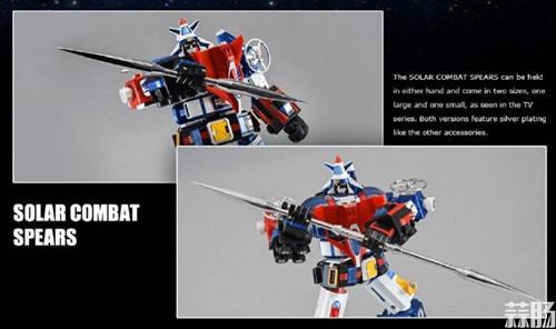 BANDAI公布 超合金魂GX-88《机甲舰队/战神金刚》15机体合体 模玩 第4张