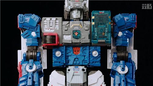《变形金刚》最大玩具宇宙大帝机器人上色版欣赏 细节满满 变形金刚 第6张