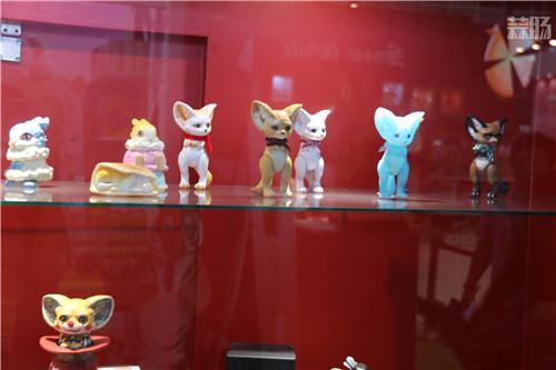 蒜肠带你看BTS2019北京潮流玩具展 漫展 第5张