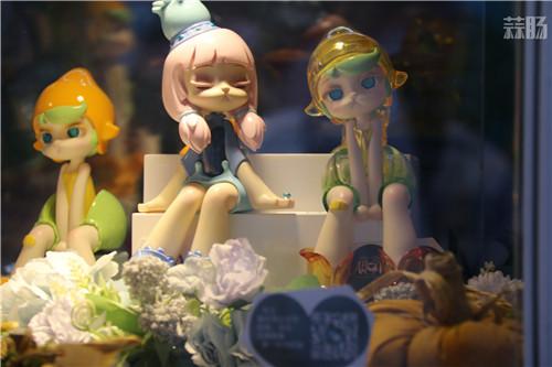 蒜肠带你看BTS2019北京潮流玩具展 漫展 第16张