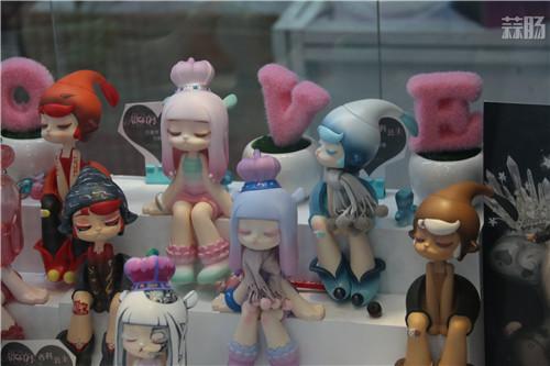 蒜肠带你看BTS2019北京潮流玩具展 漫展 第19张