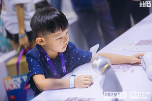 蒜肠带你回顾2019BTS北京国际潮流玩具展 漫展 第27张