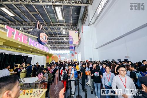 蒜肠带你回顾2019BTS北京国际潮流玩具展 漫展 第33张
