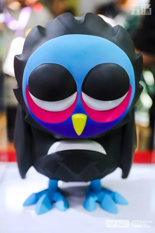 蒜肠带你回顾2019BTS北京国际潮流玩具展 万代 哪吒 HT 毒液 labubu POP MART泡泡玛特 潮流玩具展 BTS 漫展  第4张