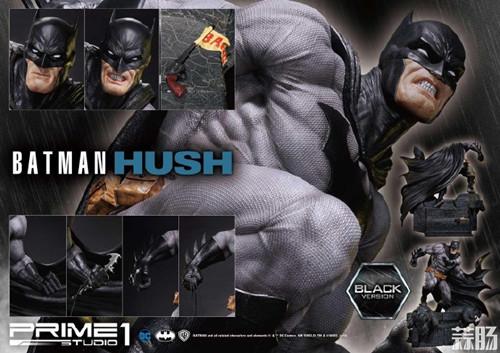 Prime 1 Studio推出DC1/3蝙蝠侠:缄默雕像 模玩 第1张