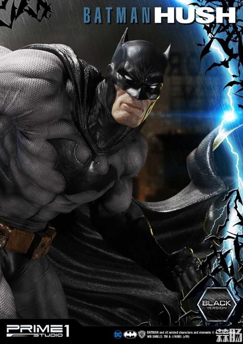 Prime 1 Studio推出DC1/3蝙蝠侠:缄默雕像 模玩 第5张
