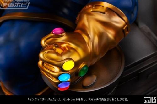 寿屋公布 1/6 Marvel漫画系列灭霸 模玩 第9张