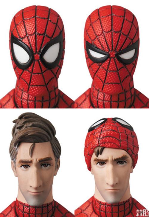 MEDICOM 公布 NO.109 SPIDER-MAN 蜘蛛侠 模玩 第2张