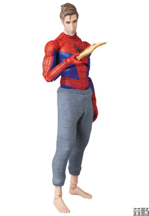MEDICOM 公布 NO.109 SPIDER-MAN 蜘蛛侠 模玩 第5张