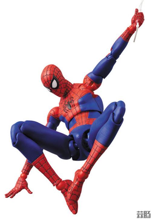 MEDICOM 公布 NO.109 SPIDER-MAN 蜘蛛侠 模玩 第4张
