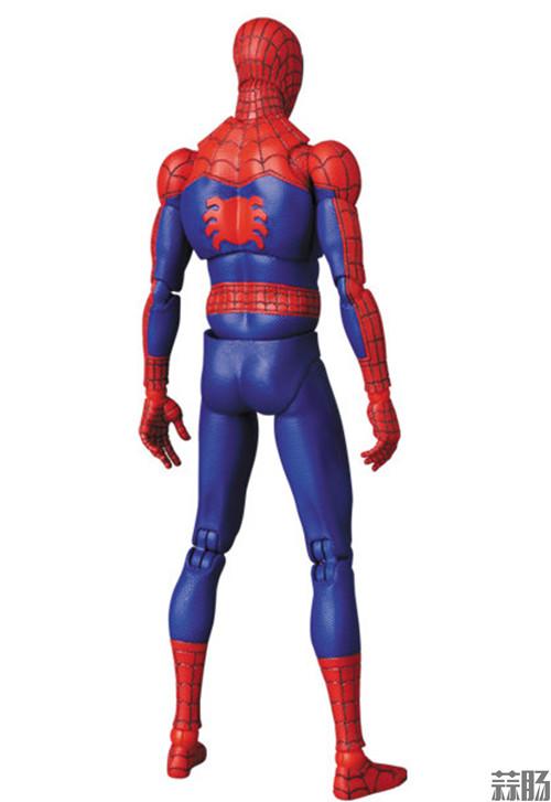 MEDICOM 公布 NO.109 SPIDER-MAN 蜘蛛侠 模玩 第3张
