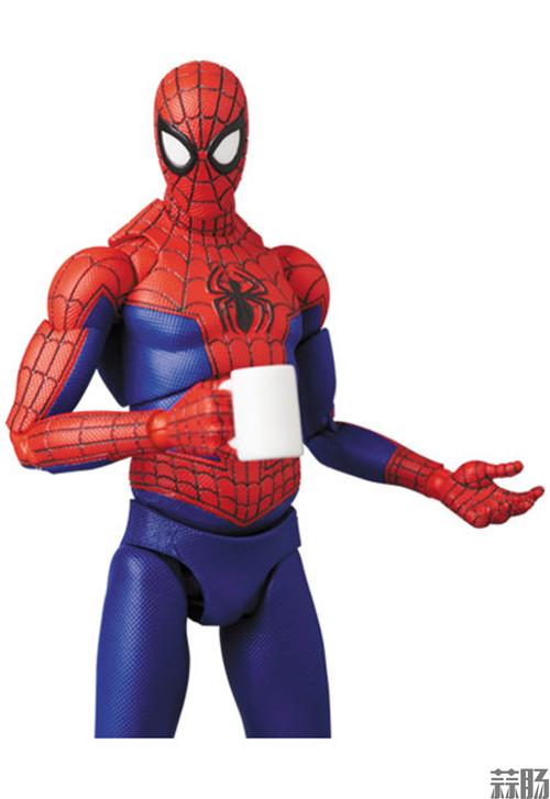 MEDICOM 公布 NO.109 SPIDER-MAN 蜘蛛侠 模玩 第8张