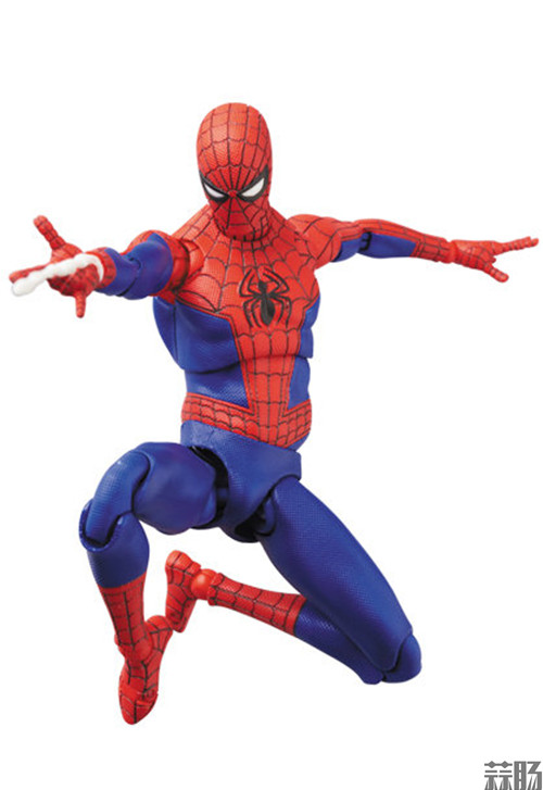 MEDICOM 公布 NO.109 SPIDER-MAN 蜘蛛侠 模玩 第7张
