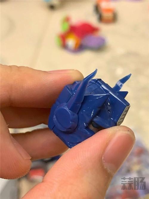 "MP-44""五万柱""擎天柱玩具实际细节图公开变形难度不小 变形金刚 第27张"