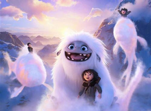 电影《雪人奇缘》发布新特辑