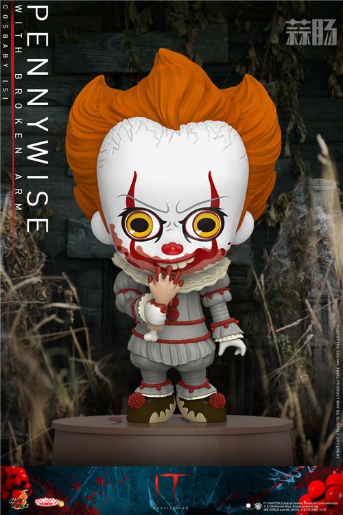 Hot Toys推出《小丑回魂2》COSBABY迷你珍藏人偶 模玩 第5张