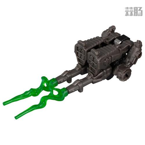 Takara Tomy公开变形金刚围城系列三变战士猿面的新玩具实物图 变形金刚 第5张