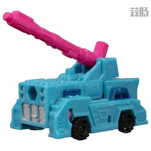 Takara Tomy公开变形金刚围城系列三变战士猿面的新玩具实物图 变形金刚 第10张