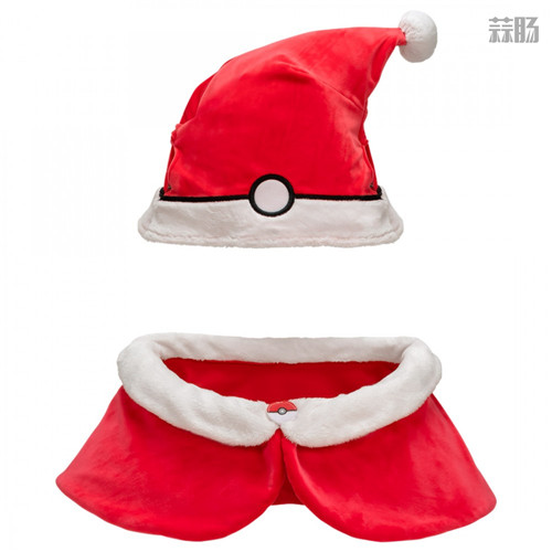 TAKARATOMY MAL 限定圣诞皮卡丘 女性专属? 模玩 第1张