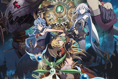 动画《碧蓝幻想》第二季第二段PV公开
