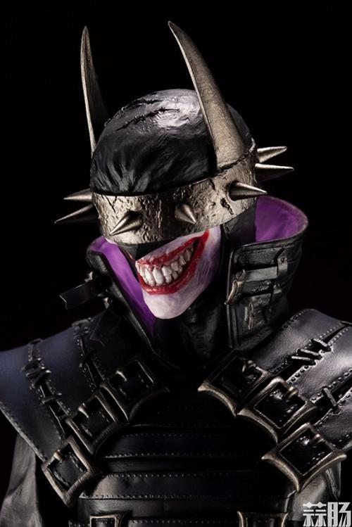 寿屋公布1/6 PVC 蝙蝠侠狂笑之蝠版手办 模玩 第6张