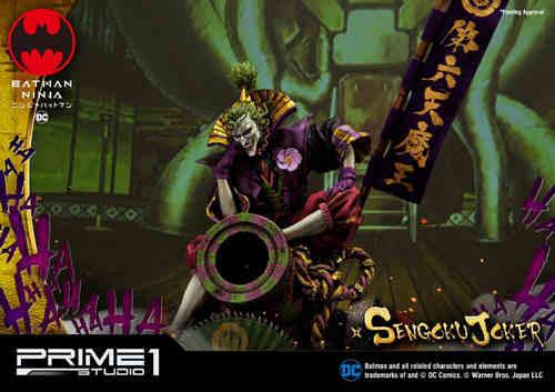 Prime 1 Studio 公布1:4《忍者小丑》第六天魔王版雕像 定价超万元!