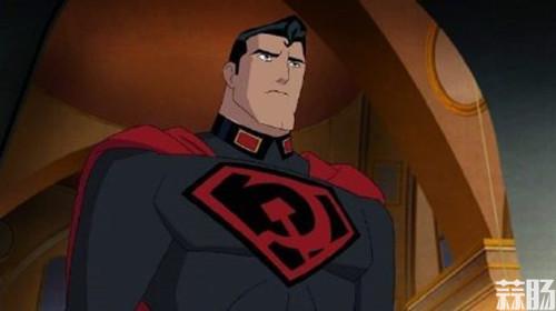 经典DC漫画《超人:红色之子》动画版发布首张剧照