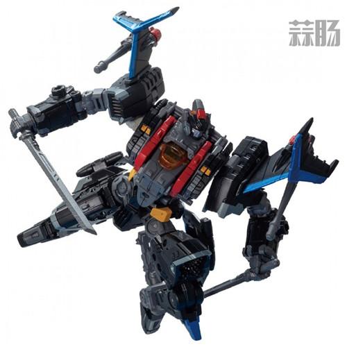 Takara Tomy公开戴亚克隆DA-46官方限定版玩具实物图 模玩 第6张