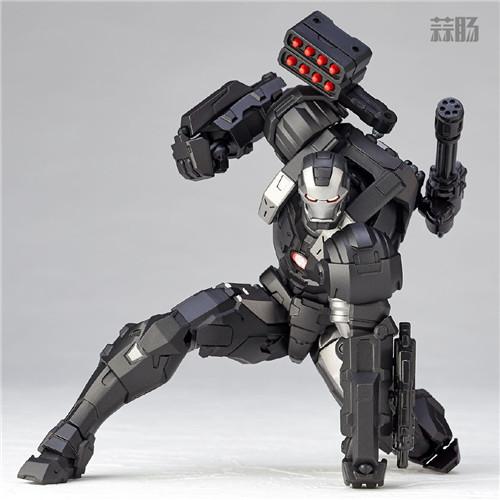 海洋堂转轮科技系列战争机器公布  模玩 第6张