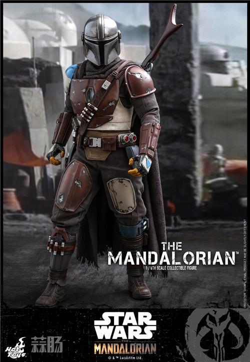 HT推出《曼达洛人》曼达洛人及 IG-11及星战9Cosbaby套装 模玩 第20张