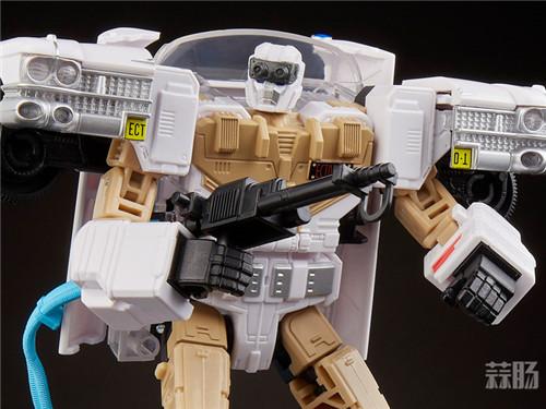 孩之宝Pulse独占变形金刚联动《捉鬼敢死队》款Ecto-1推出大众版 变形金刚 第2张