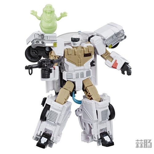 孩之宝Pulse独占变形金刚联动《捉鬼敢死队》款Ecto-1推出大众版 变形金刚 第4张
