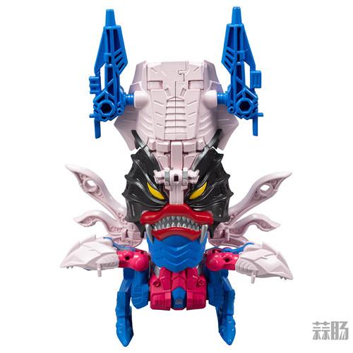Takara Tomy上架变形金刚GENERATION SELECTS深海狂魔第三弹诱杀与狂咬 变形金刚 第3张