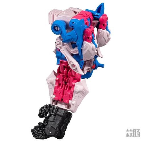 Takara Tomy上架变形金刚GENERATION SELECTS深海狂魔第三弹诱杀与狂咬 变形金刚 第6张