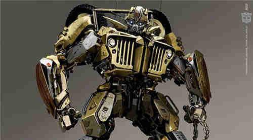 沃尔玛泄露变形金刚工作室系列新玩具包含吉普大黄蜂