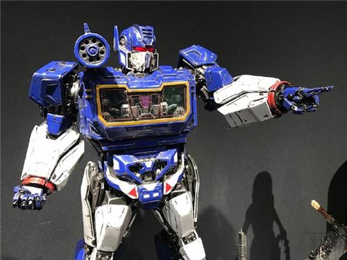 Prime 1 Studio公开《大黄蜂》电影版声波涂装雕像实体图 变形金刚 第5张