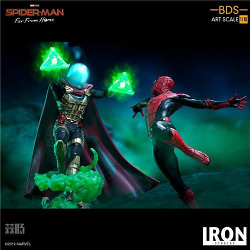 Iron Studio《蜘蛛侠:英雄远征》1:10蜘蛛侠雕像 模玩 第2张