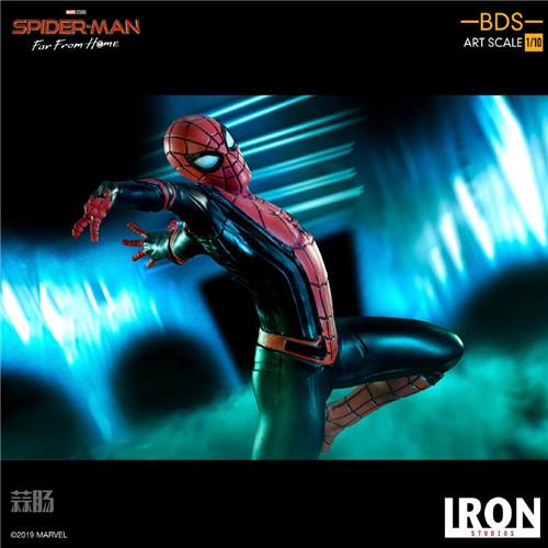 Iron Studio《蜘蛛侠:英雄远征》1:10蜘蛛侠雕像 模玩 第6张